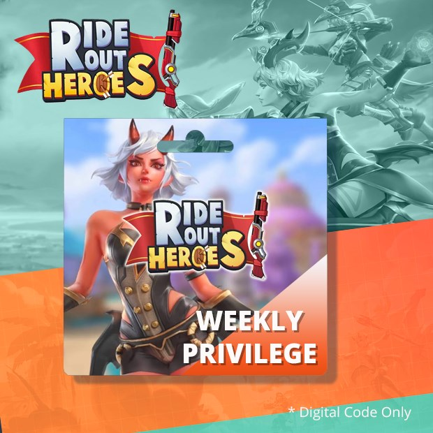 Ride Out Heroes Weekly Privilege (SEA)