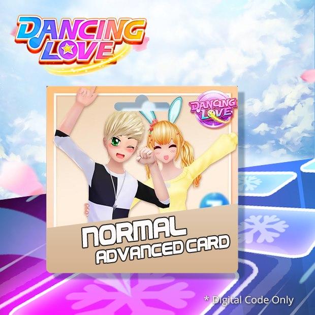 Dancing Love Normal Advanced Card (SEA)