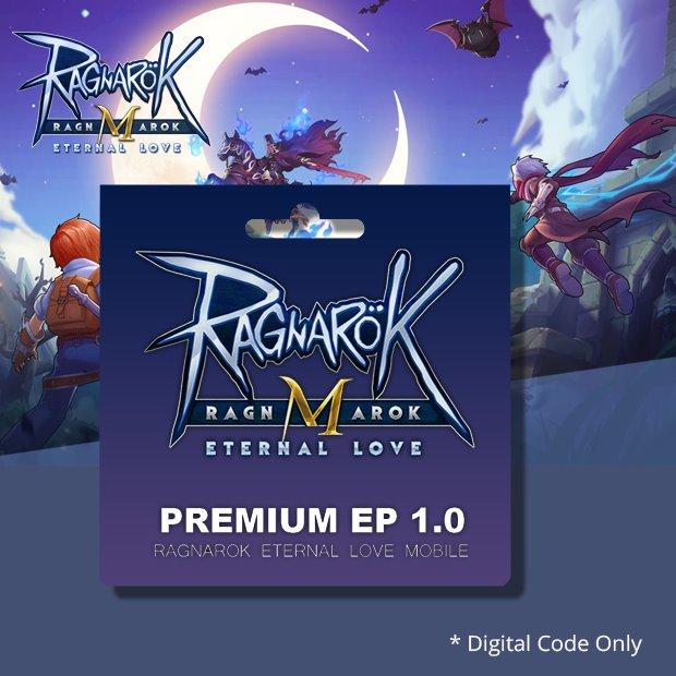 Ragnarok Mobile Premium EP 1.0 (SEA)