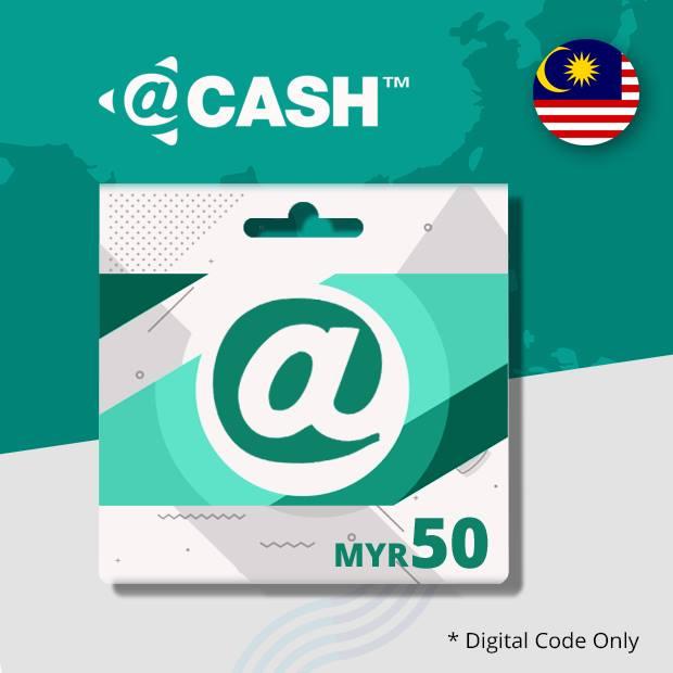 A-Cash MYR 50 (Malaysia)