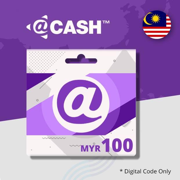 A-Cash MYR 100 (Malaysia)