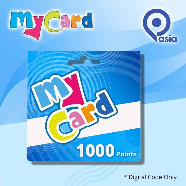 MyCard Points 1000 (SEA)