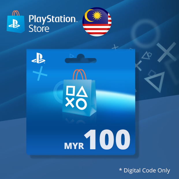 PSN Wallet MYR 100 (Malaysia)