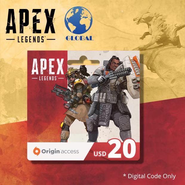 EA Origins Apex Legends USD 20 (Global)