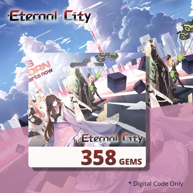 Eternal City 358 Gems (SEA)