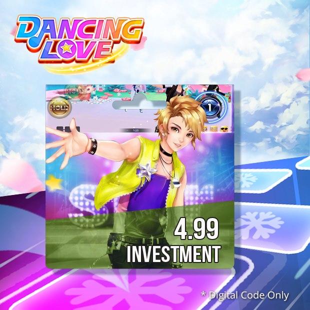 Dancing Love Investment 4.99 (SEA)