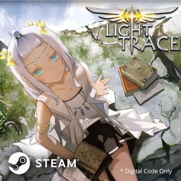 Light Tracer Steam Code (English/Chinese) 光的追迹者