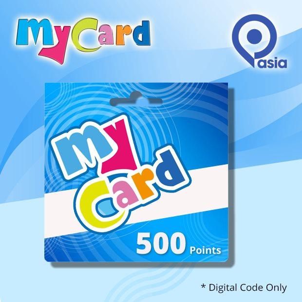 MyCard Points 500 (SEA)