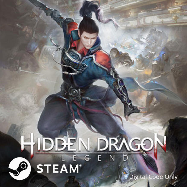 Hidden Dragon Legend Steam Code (English/Chinese) 隱龍傳 影蹤