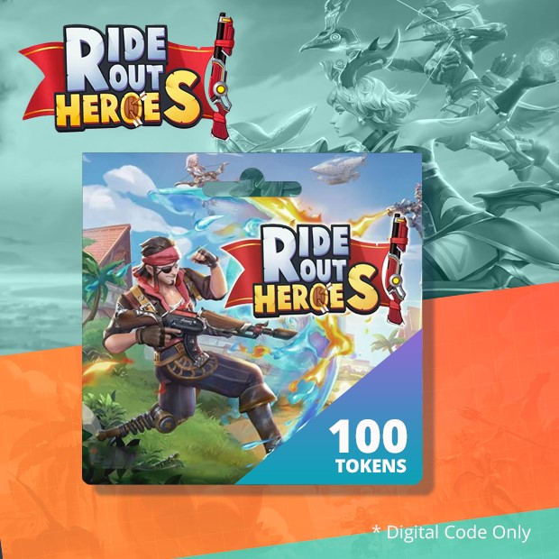 Ride Out Heroes 100 Tokens (SEA)