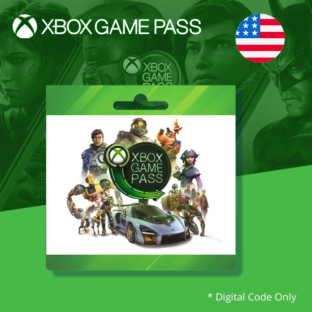 Xbox Game Pass 6-Months (US)