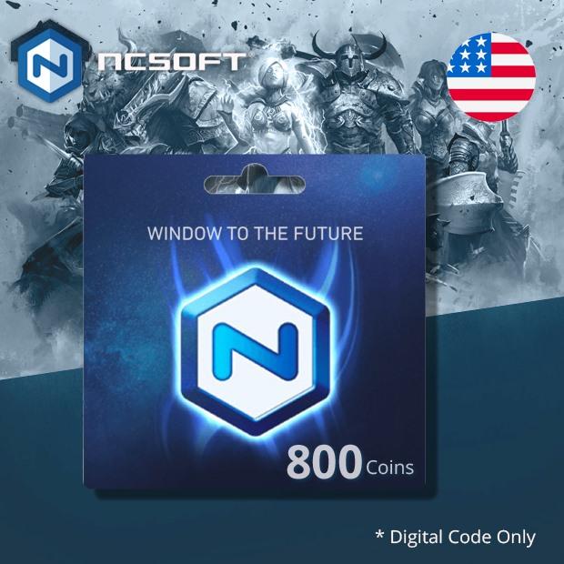 NCoins 800 (US)