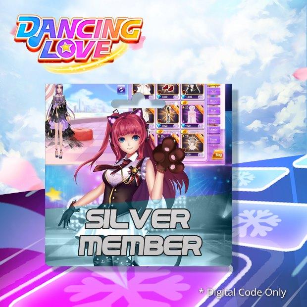 Dancing Love Silver Member (SEA)