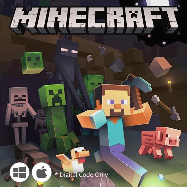 Minecraft Mojang Code (English/Chinese) 我的世界