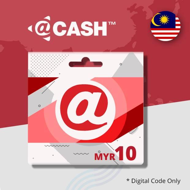 A-Cash MYR 10 (Malaysia)