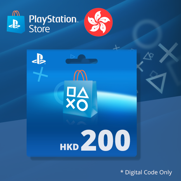 PSN Wallet HKD 200 (Hong Kong)