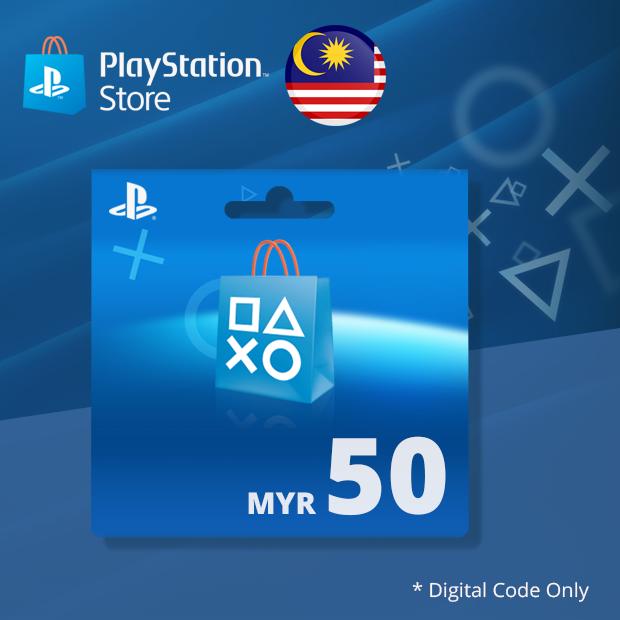 PSN Wallet MYR 50 (Malaysia)