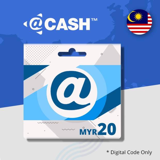 A-Cash MYR 20 (Malaysia)